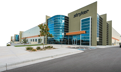 The Stryker Learning Center